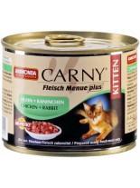 Carny kitten с птиче и заек - 200 гр. - но - нов код 90102