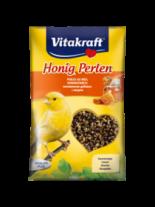 Vitakraft Honey-Perls - витаминозни перли за канарчета с мед - 20 гр.