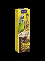 Vitakraft kräcker klassik african honig - Крекер за големи папагали с мед и анасон - 2 бр. - 226 гр.