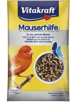 Vitakraft Mauserhile Moulting Aid - витаминозни перли за канарчета за оперение - 20 гр.