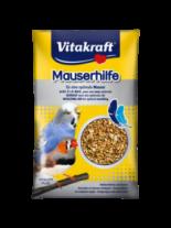 Vitakraft maurselhilfe - витаминозни перли за красиво оперение за вълнисти папагали - 20 гр.