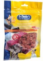 Dr. Clauder's - Filet Strips /pre biotik/ -  100% кубчета от пилешки гърди - 80 гр.