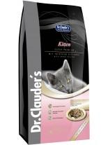Dr. Clauder's - Super Premium Cat Kitten – Супер премиум суха храна за малки котета от всички породи до 1 година с пиле и риба - 0.400 кг.