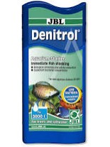 JBL Denitrol - Бактериален активатор на водата в сладководни аквариуми - 100 ml