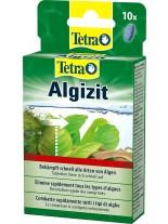 Tetra Algizit - 705116 - таблетки за активна борба и пълно унищожаване на най-упоритите  алгите в аквариума - 10 бр. таблетки