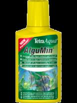 Tetra AlguMin - 702829 - за борба с нежеланите, паразитни водорасли и зеленясването на водата в аквариума - 100 мл.