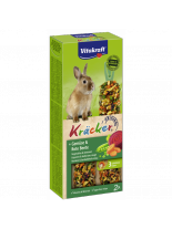 Vitakraft Krecker Gemuse & Rote Beete   - Крекер за мини зайчета със зеле и цвекло - 2 бр. - 145 гр.