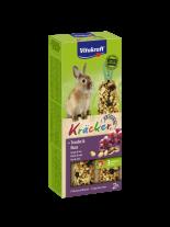 Vitakraft Krecker Traube & Nuts  - Крекер за мини зайчета с грозде и ядки - 2 бр. - 145 гр.