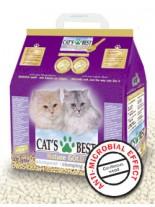 CAT`S BEST NATURE GOLD, 10 L - постелка за котешка тоалетна