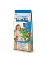 Cat's Best Universal 40 L /21kg - органични пелети, натурална постелка за котки и малки животни