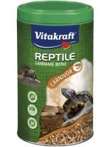 Vitakraft Turtle Gammare - натурална храна за водни костенурки - 1 литър - 245 гр.