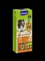 Vitakraft Kräcker Klassik Honig - крекер за морски свинчета с мед и лимец - 2 бр. 145 гр.