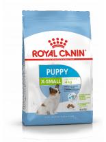 Royal Canin XSmall Puppy - за подрастващи кучета от 2 до 10 месеца от миниатюрните породи до 4 кг. - 500 гр.
