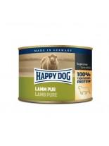HAPPY DOG - Lamm Pur - Консерва 100% агнешко месо - без соя, растителни добавки, оцветители или консерванти - 0.400 кг.