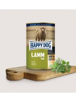 HAPPY DOG - Lamm Pur - Консерва 100% агнешко месо - без соя, растителни добавки, оцветители или консерванти - 0.200 кг.