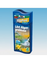 JBL AlgoPond Forte -Широко-спектърен препарат за пречистване на водата в градинското езеро и аквариума от алги - 500 ml.