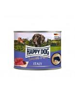 HAPPY DOG - Biffel Pur - Консерва 100% месо от бивол - без соя, растителни добавки, оцветители или консерванти - 0.200 кг.
