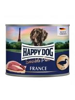 HAPPY DOG - Ente Pur - Консерва 100% патешко месо - без соя, растителни добавки, оцветители или консерванти - 0.200 кг.