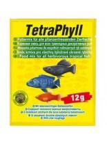 Tetra phyll - Универсална храна за рибки на растителна основа - 12 гр.