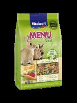 Vitakraft Premium Menu Vital - основна ежедневна храна за декоративни зайчета - 1 кг.