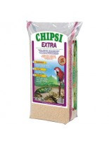 Chipsi Extra XXL - букова постелка гранулат за птици и влечуги - 10 литра
