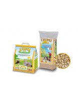Chipsi Mais - хигиенна постелка - царевиччен гранулат за гризачи и птици - 10 литра