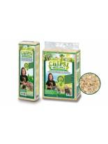Chipsi Green Apple - обезпаразитен и обезпрашен талаш за гризачи с аромат на зелена ябълка - 15 литра