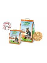 Chipsi Ultra - хигиенна постелка за гризачи - гранули с голяма хигроскопичност и абсорбция на миризми - 10 литра