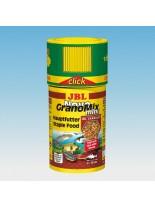 JBL NovoGranoMix mini CLICK -  всекидневна храна за аквариумни малки рибки гранули микс  с дозатор  - 100 ml.
