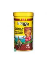 JBL Novo Bel - Основна баласирана храна за всички декоративни рибки на люспи - 250мл.