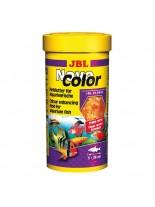 JBL NovoColor  - всекидневна храна за аквариумни рибки  - люспи  - 250 ml.