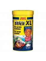 JBL NovoStick XL - Основна балансирана суха храна за големи месоядни цихлиди  1 l.
