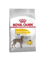 Royal Canin Maxi Dermacomfort - суха гранулирана храна за красива козина за кучета от едрите породи с проблемна кожа -  12 кг.