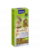 Vitakraft Krecker ABC Vitamine  - Крекер за мини зайчета с мултивитамин - 2 бр. - 145 гр.