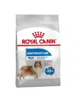 Royal Canin MAXI Light Care - суха гранулирана храна за кучета от едрите породисклонни към напълняване - над 15 месеца - 15 кг.
