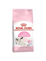 Royal Canin Mother & Babycat cat – суха гранулирана храна за отбити котенца от отбиване до 4 месеца - 4 кг.