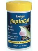 Tetrafauna ReptoCal - суха хрна за влечуги - 100 мл.