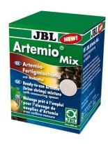 JBL Artemio Mix  - готова смес  за люпене - артемия -  (яйца и сол) - 200 ml.