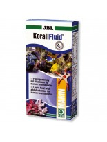JBL Korall Fluid - течна храна с витамини за безгръбначните в соленоводния аквариум  - 100 ml.