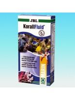 JBL Korall Fluid - течна храна с витамини за безгръбначните в соленоводния аквариум  - 500 ml.