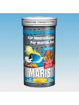 JBL Maris -  Балансирана суха храна на люспи за морски риби - 250 ml.