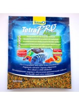 Tetra Pro Algea  - пълноценна храна амуностимулант за аквариумните рибки - 12 гр.