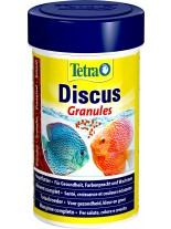 Tetra Discus - Специализирана ежедневна храна за дискуси и скаларии - 100 ml.