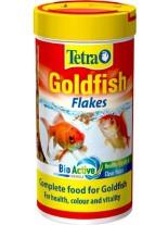 Tetra Gold Fish - Високо качествена храна за всички видове златни рибки - 250 ml.