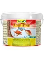 Tetra Gold Fish - Високо качествена храна за всички видове златни рибки - 10000 ml.