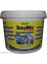TetraMin Flakes XL - Универсална, основна храна на люспи за всички видове аквариумни рибки - 10000 мл.