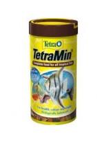 Tetramin - Универсална, основна храна за всички видове аквариумни рибки - 250 мл.
