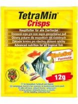 Tetramin - Универсална, основна храна за всички видове аквариумни рибки - 12 гр.