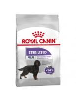 Royal Canin Maxi Sterilized – суха гранулирана храна  за кастрирани кучета от едрите породи със склонност към затлъстяване (над 12 месеца) - 9 кг.