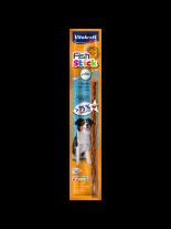 Vitakraft Fish Stick - Лакомства за кучета - Саламена пръчица с пъстърва - 1 бр. - 15 гр.
